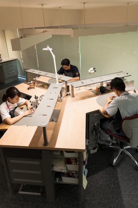 日本の歯科技工士の技術は、世界でもトップレベル