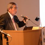 IPSG代表、稲葉繁先生『わたしの臨床50年を振り返って』